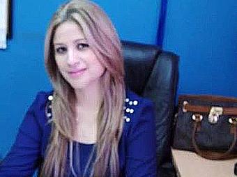 Norma Montiel, coordinadora de Comunicación Social del ISJ.