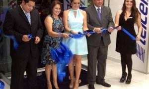 La bienvenida a los invitados fue dada por el del Ing. Hugo León Gastélum, Director Regional de Telcel.