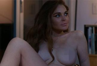 Filtran imágenes eróticas de Lindsay Lohan