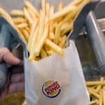 Burger King pondrá a la venta papas fritas