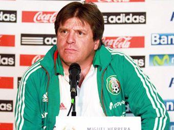 Miguel Herrera, dirigirá el partido de repechaje ante Nueva Zelanda.
