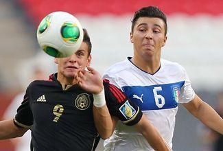 Vence Tri Sub 17 a Italia 2-0 y enfrentará a Brasil