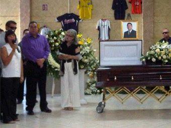 Comunicadores dan último adiós al periodista deportivo Alberto Gerardo