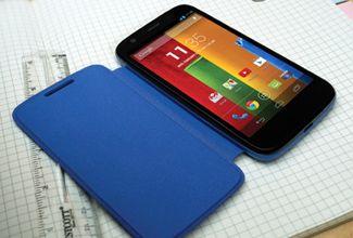 Presentan el Moto G, el smartphone de alta calidad y bajo costo