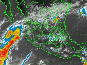Prevé UEPC formación de tormenta tropical