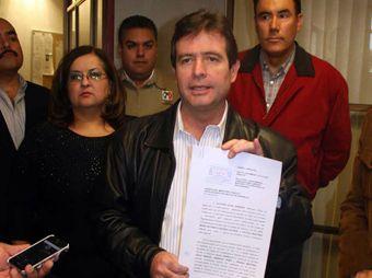 Denuncia AES a líder del PAN en Hermosillo por calumnias