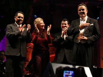 Inauguran la edición 30 del Festival Alfonso Ortíz Tirado
