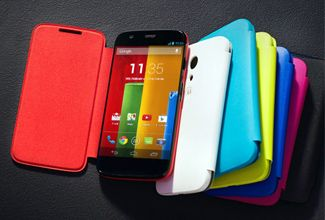 Llega el nuevo Android Kit Kat a Moto G