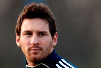 Messi ya está entrenando con el Barcelona