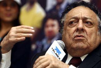 Muere José Sulaimán, fundador del Consejo Mundial de Boxeo