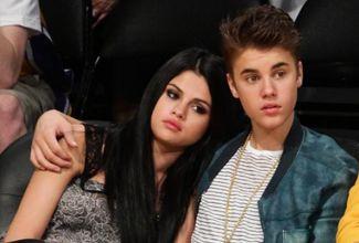 """Bieber contó a sus amigos """"la primera vez"""" con Selena Gómez"""