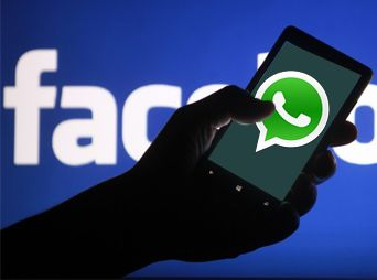 Facebook compra Whatsapp por 16 mil mdd