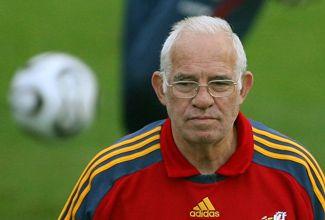 Muere Luis Aragonés, ex entrenador de la selección española