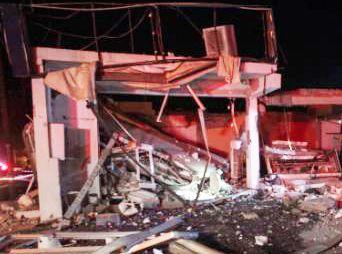 Explosión de comercio en la López Portillo deja 40 viviendas afectadas