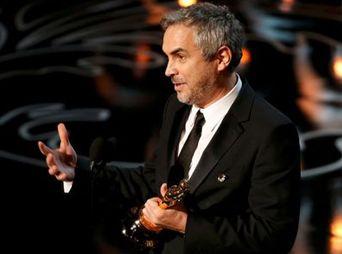 Gana Alfonso Cuarón Oscar a mejor director