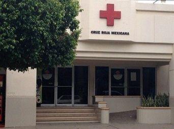 Hallan feto de cinco meses en baños de Cruz Roja en Obregón