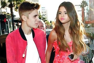 Justin Bieber y Selena Gómez, ¿adictos al sexting?