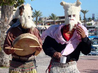 Inician yaquis y mayos rituales de Semana Santa en Sonora