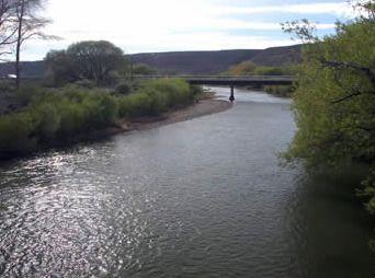 Muere hombre ahogado en el Río Mayo
