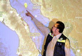 Registra Guaymas temblor de 4.7 grados; no se reportan daños