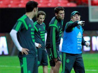 Convocados a la Selección Mexicana para la gira de noviembre