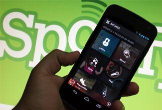 Spotify presume 40 millones de usuarios activos