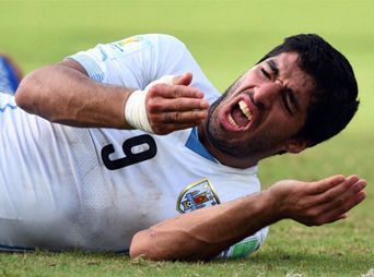 Luis Suárez fuera del Mundial; lo suspendió FIFA 9 partidos