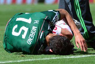 Exitosa operación a Héctor Moreno; estará seis meses fuera de las canchas