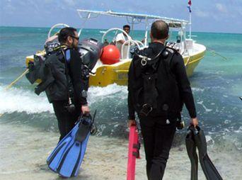 Muere buzo en Puerto Peñasco