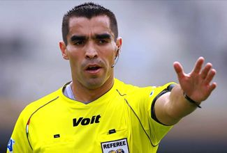 Pitará 'Chiqui Marco' semifinal Brasil vs Alemania