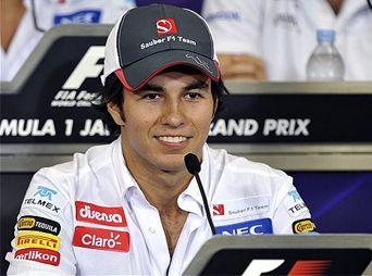 """Sergio Pérez no quiere mujeres en F1; """"mejor a la cocina"""", dice"""
