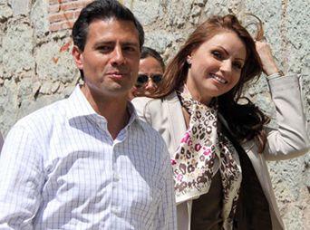 Angélica Rivera, primera dama de México, cumplió años el sábado pasado.