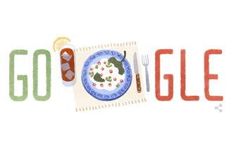 Google celebra con Doodle la Independencia de México