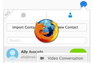 Así funcionarán las llamadas de Firefox Hello