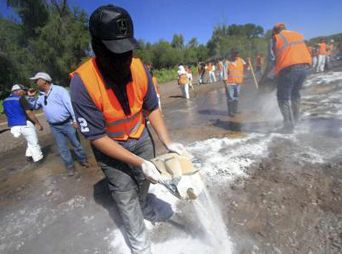 La Conagua verificará las aguas del Río Sonora durante os próximos 5 años