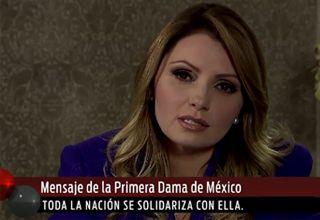 La Dictadura Perfecta muestra como se grabó el vídeo de Angélica Rivera