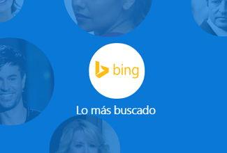 Esto fue lo más buscado del 2014 en Bing