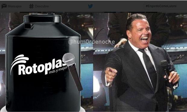 Se burlan de Luis Miguel en redes sociales