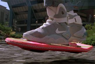 Confirmado: Los tenis de Marty McFly llegarán este año