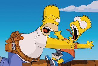Los Simpson tendrán su