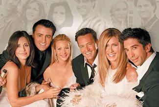 Nunca habrá reencuentro de Friends