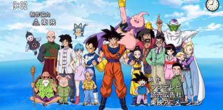 Ya circula el intro y el final de Dragon Ball Super