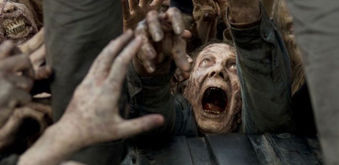 Los nuevos zombies de The Walking Dead
