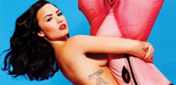 La sexy foto de Demi Lovato