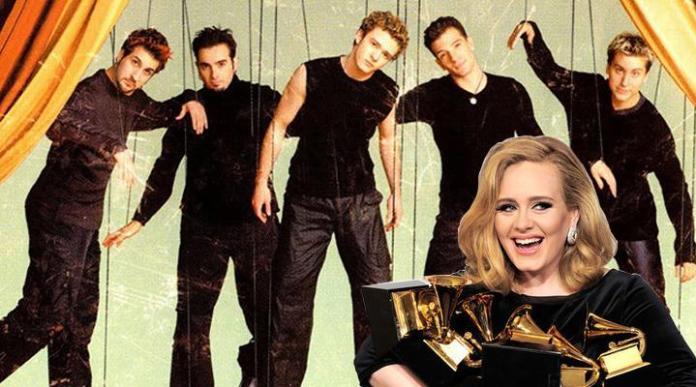 Adele rompió el récord que tenía *Nsync