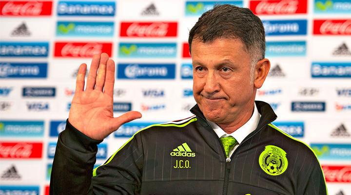 Rumbo a Rusia: Lista de convocados a la Selección Mexicana