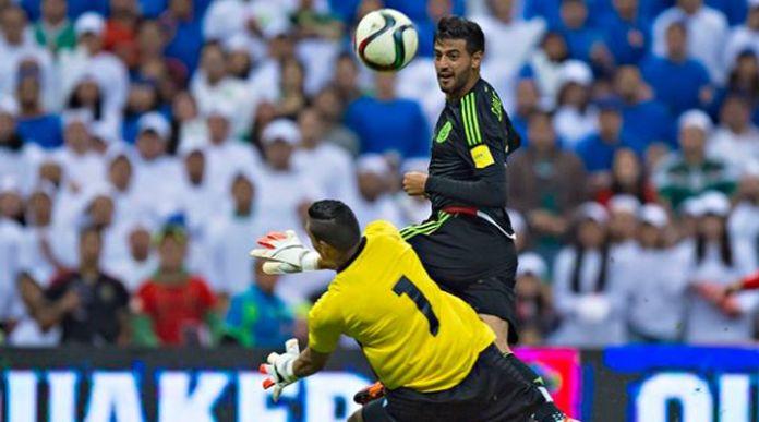 Rumbo a Rusia: goles de México vs El Salvador