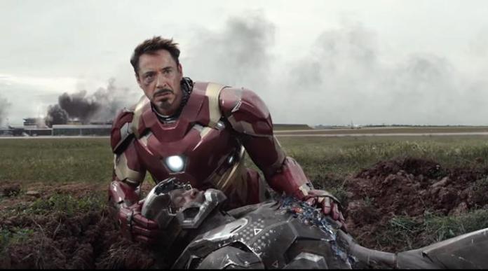 Este es el primer trailer de Capitán America: Civil War