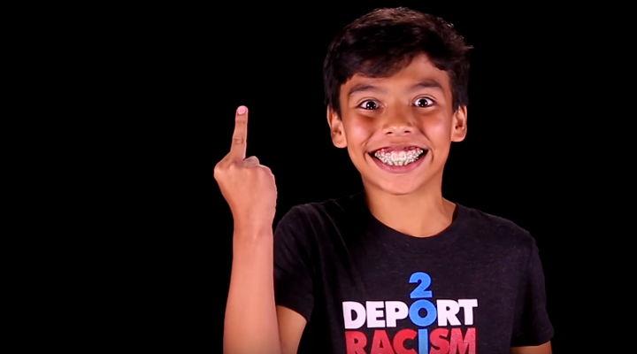 VIDEO: Niños insultando a Donald Trump