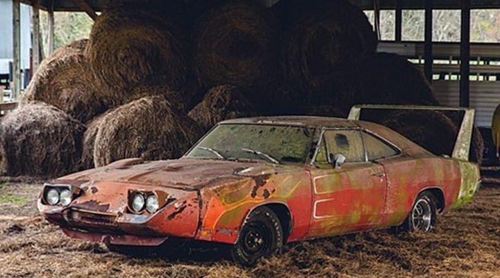 El Dodge Daytona de más 180 mil dólares
